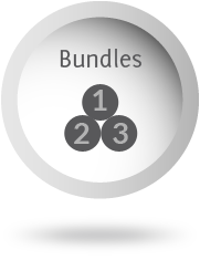 Bundles Button with a 1, 2 and 3 icon.